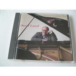 Richard Hindman Trio / Once I Loved // CD