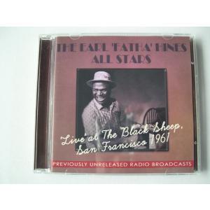 The Earl 'Fatha' Hines All Stars / 'Live' at The Black Sheep Club : 2 CDs // CD