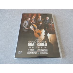 The Goat Rodeo / Sessions Live // DVD