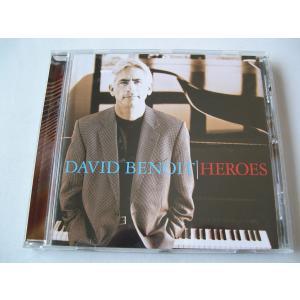 David Benoit / Heroes // CD