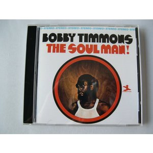Bobby Timmons / The Soul Man ! // CD