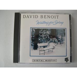 David Benoit / Waiting for Spring // CD
