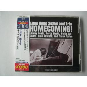 Elmo Hope Sextet and Trio / Homecoming! // CD