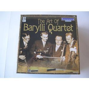 The Art of Barylli Quartet / Beethoven, Mozart, etc. : 22 CDs // CD