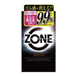 JEX ジェクス ZONE ゾーン 10個入 コンドーム 避妊用品 避妊具 good-smiley