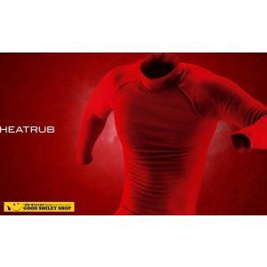 イオンスポーツ ゼロフィット ヒートラブ ZEROFIT HEATRUB 保温 発熱 防寒 サーモギア 【国内送料無料】 【2018年モデル】|good-smiley