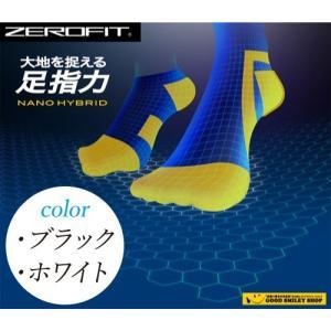 【国内送料無料】【レターパックライト対応】【メンズ靴下】イオンスポーツ ZEROFIT ゼロフィット ハーフミドル ソックス |good-smiley