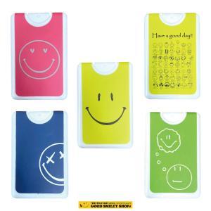 アルコール ハンドスプレー ボトル 20ml カード型 携帯 消毒液 5種類|good-smiley