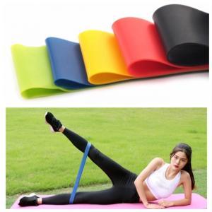 エクササイズ、ヨガ、ピラティス、筋トレ等で部分的に鍛えられるゴムバンドです。 健康的に快適に毎日を送...