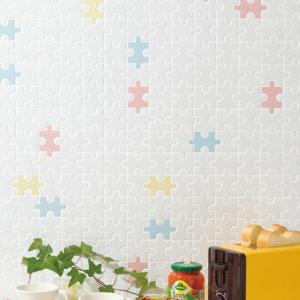 磁器質モザイクタイル 内装壁用 パズルモザイク【送料無料】|good-tile