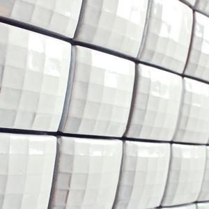磁器質モザイクタイル 内装壁用 ブリリアントAタイプ(ブライト加工)【送料無料】|good-tile