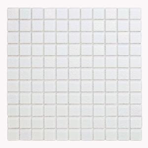 ガラスモザイクタイル 壁用 パールモザイク パステルホワイト (MD-B1)|good-tile