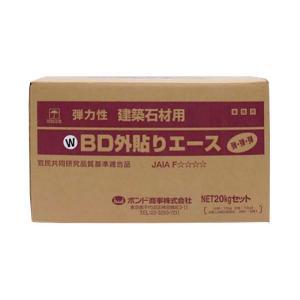 石材用接着剤 BD 外貼りエース(白系) good-tile