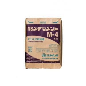 タイル用化粧目地材 NS メヂセメント (M-4黒)|good-tile