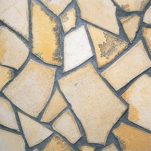乱形石 お庭のガーデニング DIYもOK ソルンフォーヘン 厚手 (RK08)|good-tile