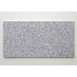 天然御影石 タイル(平板) 内装壁床・外装壁用 パープル(G66436P)本磨き(4枚入り)|good-tile