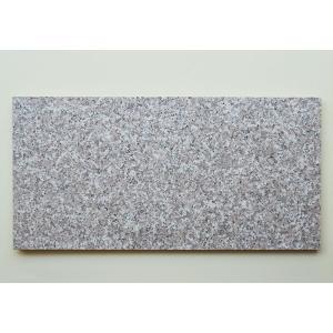 天然御影石 タイル(平板) 内装壁床・外装床用 ローズ(G63536J)ジェットバーナー(4枚入り)|good-tile