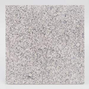 天然御影石 タイル(平板) 内装壁床・外装壁用 ホワイト (G60333P) 本磨き (8枚入り) 300×300×12 good-tile