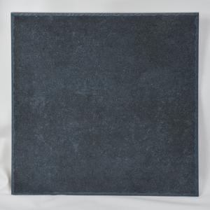 300角タイル 玄関床・屋外用 リベロ ディープブルー(A703)|good-tile