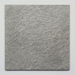 300角タイル 玄関床・屋外用 (御影石調)ボールドグレイン ブラック・ラフ(BG1002R)|good-tile
