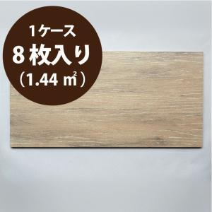 木目調(ウッド)タイル 内装壁床用 シャーウッド グレー(SW003)|good-tile