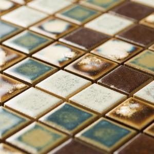 モザイクタイル 300角 アンティーク調 内装壁用 パルメアンティーク|good-tile