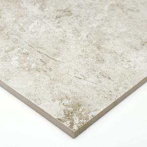 タイル 600角 内装壁床・外装壁用 セラミカロック アイボリー (GT60201M)|good-tile