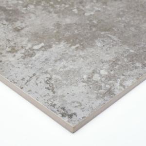 タイル 600角 内装壁床・外装壁用 セラミカロック グレー (GT60205M)|good-tile