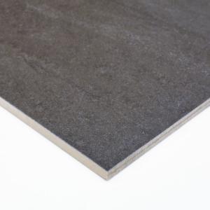 タイル 450角 玄関床・屋外床用 セラミカマーブル ブラックA (GT454A) good-tile