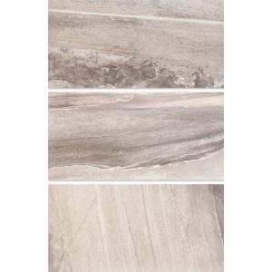 タイル 450×900 玄関床・屋外床用 スレートテイスト グレーグリーン (GT-SAN2) good-tile
