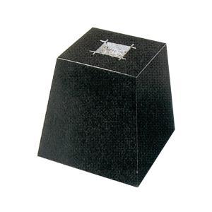 御影石 角型・束石/沓石(黒・4寸)(KTB4)|good-tile