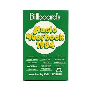 Music Year Book 1984 (SOFTCOVER) (M)|good-v