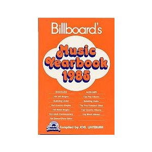 Music Year Book 1985 (SOFTCOVER) (M)|good-v