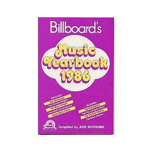 Music Year Book 1986 (SOFTCOVER) (M)|good-v