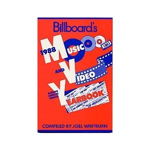 Music Year Book 1988 (SOFTCOVER) (M)|good-v