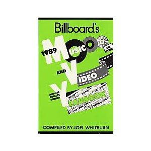 Music Year Book 1989 (SOFTCOVER) (M)|good-v