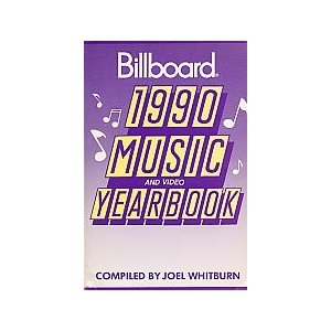 Music Year Book 1990 (Softcover) (M)|good-v