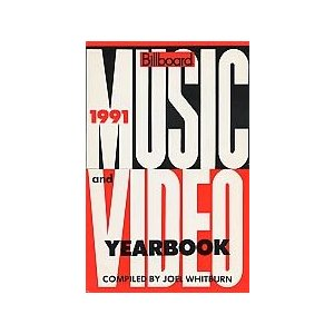 Music Year Book 1991 (Softcover) (M)|good-v