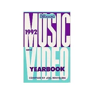 Music Year Book 1992 (Softcover) (X)(M)|good-v