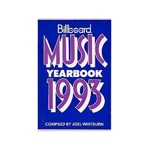 Music Year Book 1993 (Softcover) (X)(M)|good-v