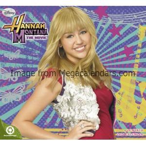 ハンナ・モンタナ (Hannah Montana)(2010年カレンダー) (X) (M)|good-v