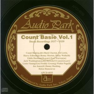 カウント・ベイシー楽団 / カウント・ベイシー 第一集 1937〜1939[CD]