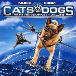 「キャッツ&ドッグス 地球最大の肉球大戦争」オリジナル・サウンドトラック[CD]