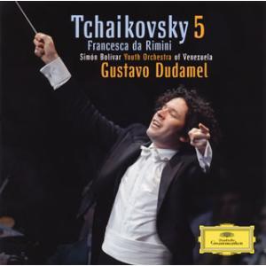 チャイコフスキー:交響曲第5番 ドゥダメル / シモン・ボリバル・ユース・オーケストラ・オブ・ベネズ...