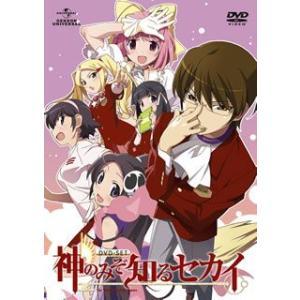 神のみぞ知るセカイ DVD-SET(DVD)(6枚組)(2013/8/28)