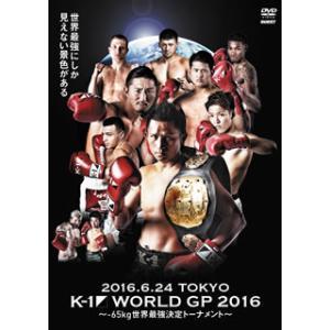 K-1 WORLD GP 2016 IN JAPAN〜-65kg世界最強決定トーナメント〜2016年...