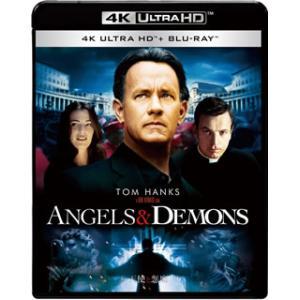 天使と悪魔 4K ULTRA HD&ブルーレイセット...