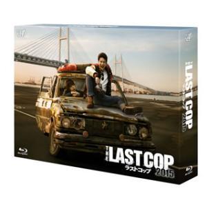 THE LAST COP / ラストコップ 2015 ブルーレイ BOX (ブルーレイ) (5枚組)...