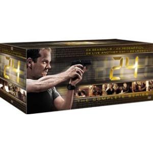 24-TWENTY FOUR- コンプリートDVD-BOX[...