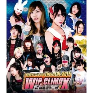 豆腐プロレス The REAL 2017 WIP CLIMAX in 8.29 後楽園ホール[Blu-ray][2枚組](2018/2/7発売) good-v
